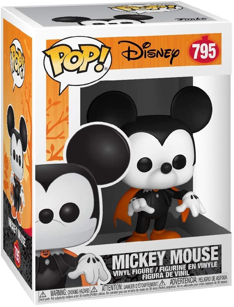 Mickey Mouse Funko POP - Halloween - Disney