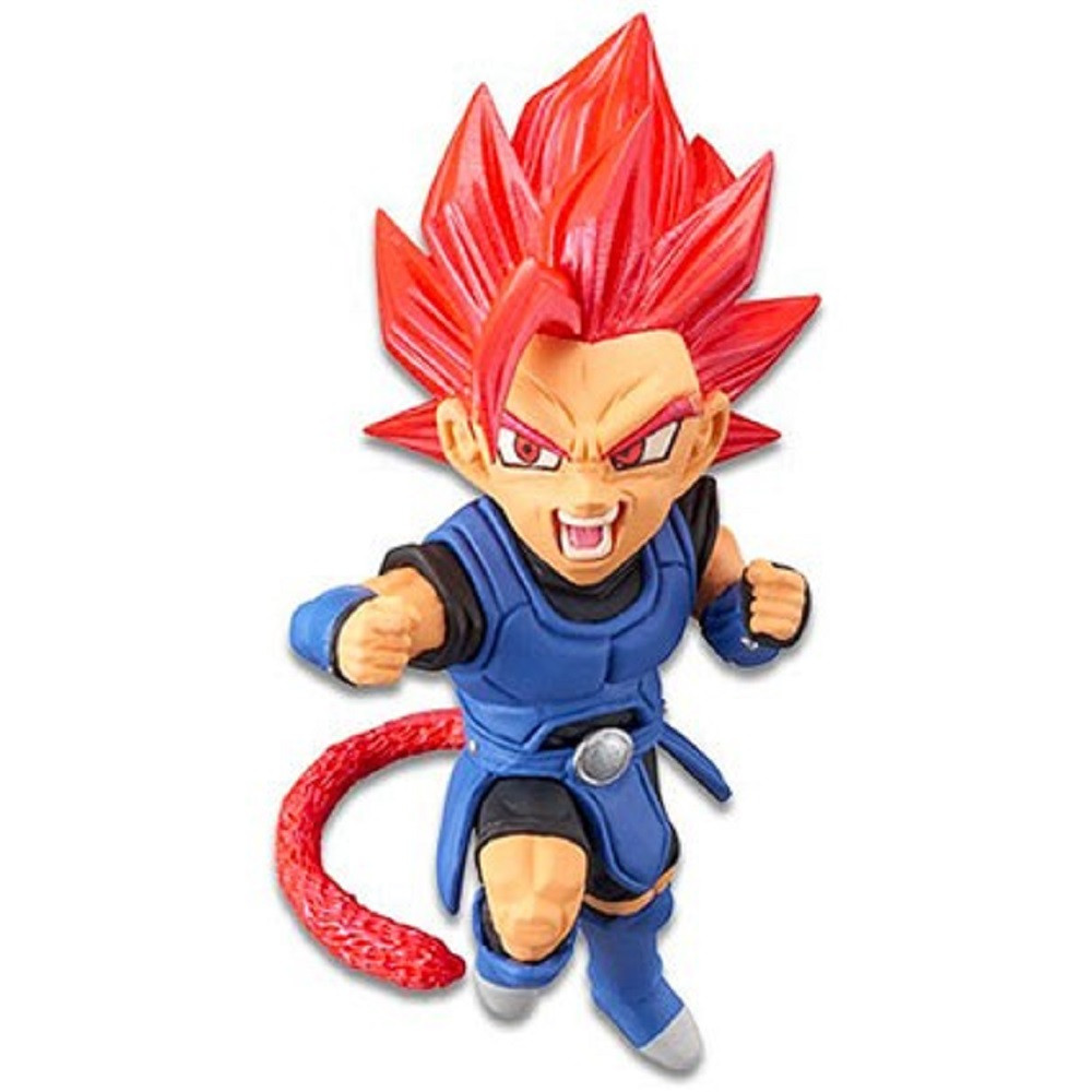 Figure #13 - Dragon Ball Legends - Collab World Collectable Figure - 2.8 Inch - Vol.3