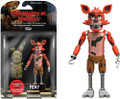 "Five Nights at Freddy's 5"" Inch Articulated Action Figure Foxy"