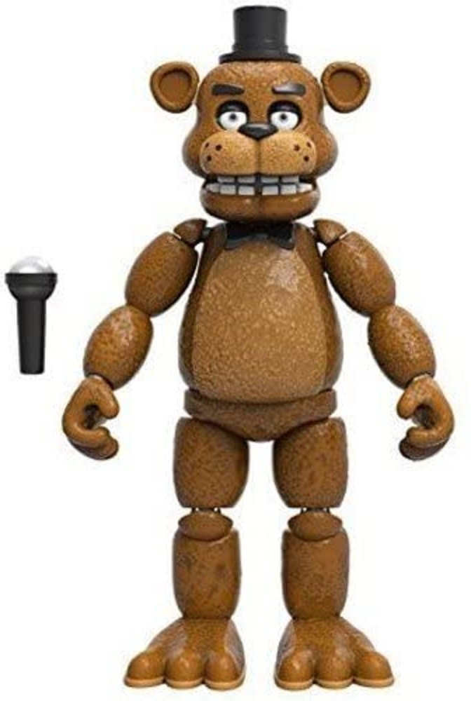 Five Nights at Freddy's 5 Inch Articulated Action Figure Freddy