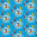 Gift Wrap - Mickey Mouse - 30 Inch X 5 Ft - Paper - 1 Roll
