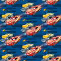 Gift Wrap - Cars - 30 Inch X 5 Ft - Paper - 1 Roll