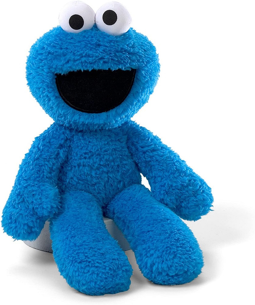 Cookie Monster Take Along 13 Inch Plush