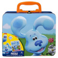 Blues's Clues Puzzle In Tin With Handle