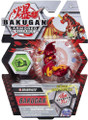 Bakugan 2-Inch Armored Alliance Collectible Figure Dragonoid (Pyrus Faction)