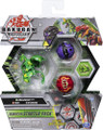 Bakugan Starter Pack 3-Pack, Dragonoid Ultra, Action Figure