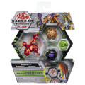 Bakugan Starter Pack 3-Pack, Howlkor Ultra, Action Figure