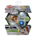 Bakugan Starter Pack 3-Pack, Nillious Ultra, Action Figure