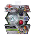 Bakugan Starter Pack 3-Pack, Trox Ultra, Action Figure