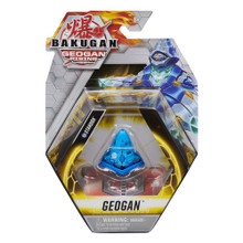 Bakugan Geogan Rising, Stardox Geogan Action Figure and Trading Cards