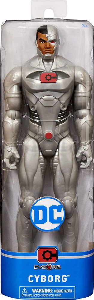Cyborg 12 inch First Edition Action Figure