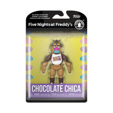 Chocolate Chica Action Figure - FNAF - 5 Inch