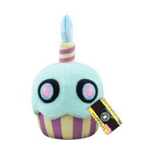 Cupcake (BU) Plush Toy - Spring Colorway - Five Nights at Freddy's - 6 Inch