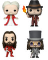 Bram Stoker Funko POP - Bundle of 4 - Movies