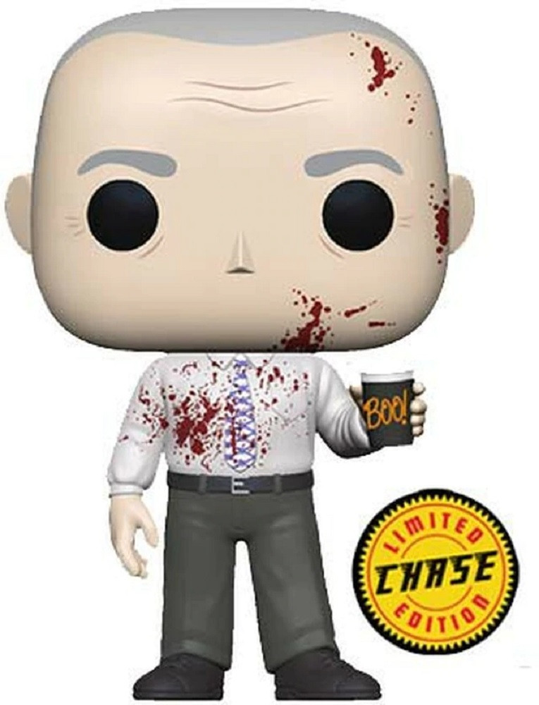 Creed Funko POP - The Office - TV - Chase