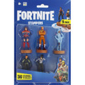 Fortnite Epic Games Stampers 5 Pack (Merry Marauder)