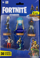 Fortnite Epic Games Stampers 5 Pack (Dark Voyager)