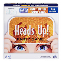 Heads Up! Party Game 3rd Edition