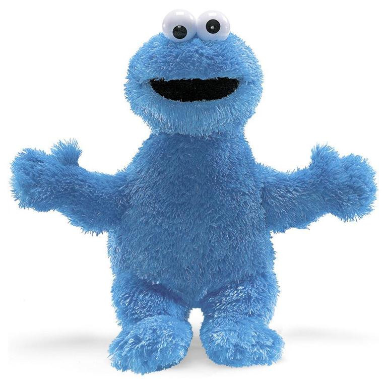 Cookie Monster Plush 12 Inch