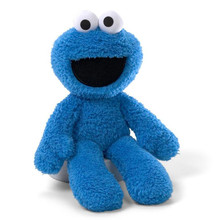 Cookie Monster Take Along 13 inch