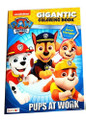 Coloring Book - Paw Patrol - 192P - Coloring and Activity Book - 47249