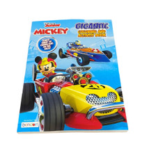 Coloring Book - Mickey Mouse - 192P - Coloring and Activity Book