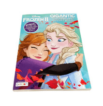Coloring Book - Frozen - 192P - Coloring and Activity Book
