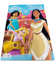 Coloring Book - Princess - 192P - Coloring and Activity Book - Tangeld