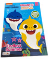 Coloring Book - Baby Shark - 192P - Coloring and Activity Book