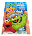 Coloring Book - Sesame Street - 192P - Coloring and Activity Book - Oscar