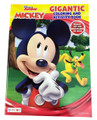 Coloring Book - Mickey Mouse - 192P - Coloring and Activity Book - Pluto