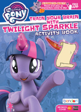 Coloring Book - My Little Pony - 64P - Coloring and AR Book - Twilight Sparkle
