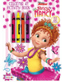Coloring Book - Fancy Nancy - 32P - Coloring and Activity Book w Crayons