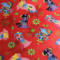 Gift Wrap - My Little Pony Christmas - 39 Inch X 6 Ft - Paper - 1 Roll