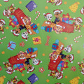 Gift Wrap - Paw Patrol Xmas - 39 Inch X 6 Ft - Paper - 1 Roll