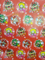 Gift Wrap - Mario Xmas - 39 Inch X 6 Ft - Paper - 1 Roll