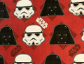 Gift Wrap - Star Wars Red - 39 Inch X 6 Ft - Paper - 1 Roll