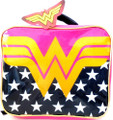 Lunch Box - Wonder Woman - Pink