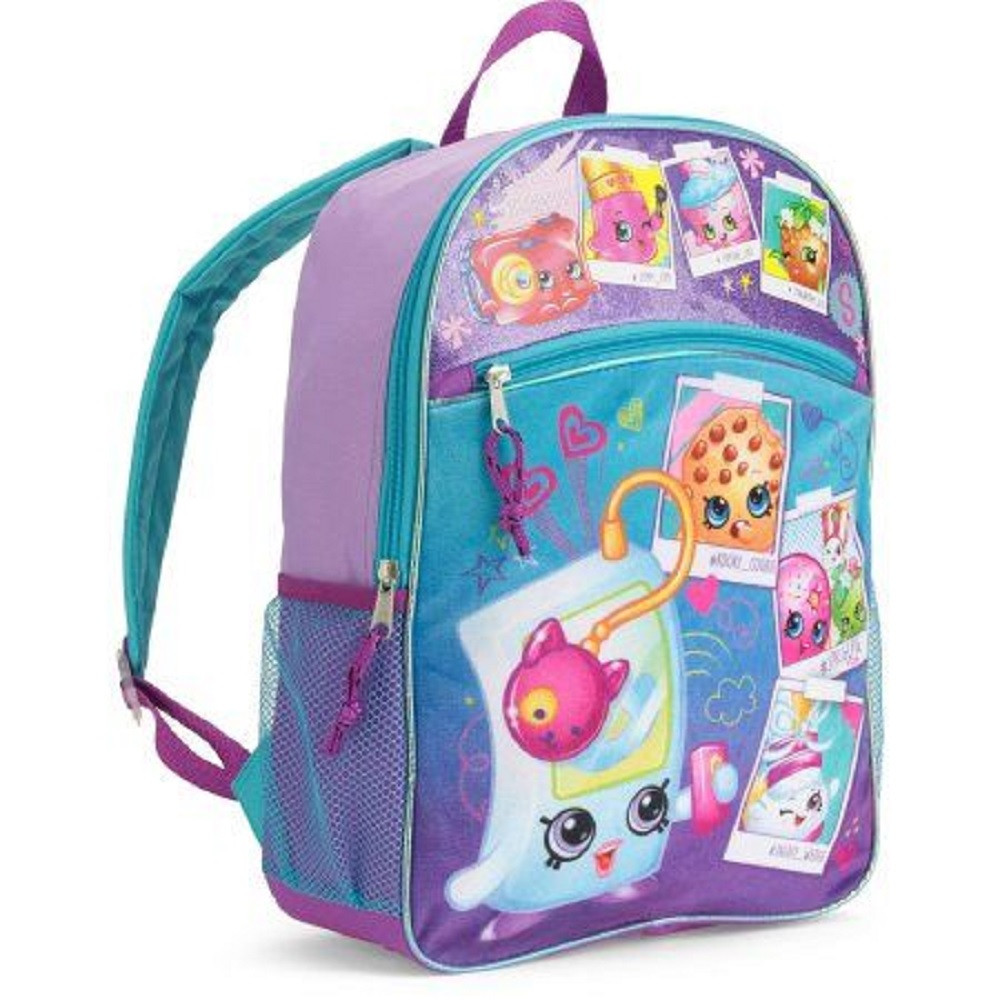 Backpack - Shopkins - Large 16 Inch - SPKSelfie