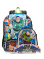 Backpack - Toy Story - Large 16 Inch - w Lunch Box