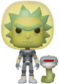 Space Suit Rick - Funko POP - Rick and Morty - Animation