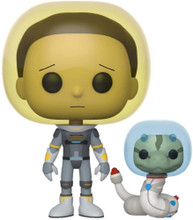 Space Suit Morty - Funko POP - Rick and Morty - Animation
