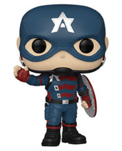 Funko POP - Marvel - John F. Walker - The Falcon and the Winter Soldier