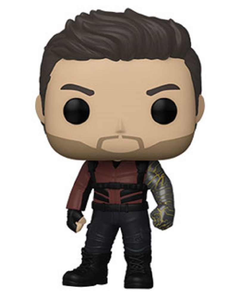 Funko Pop - Marvel - Winter Soldier - The Falcon and the Winter Soldier
