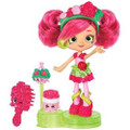 """Shopkins 6"""" Plastic Toy Doll with Accessories - Rosie Bloom"""