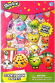 Sticker Book - Shopkins - 4 Sheets - Party Favors
