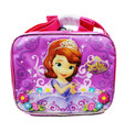 Sofia the First Lunch Box w/ Strap - Insulated - Purple
