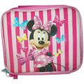 Minnie Mouse Lunch Box - Bows - Pink