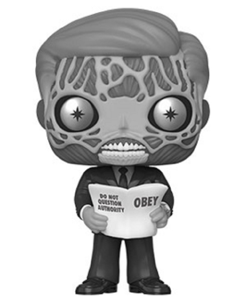 Aliens Chase Funko Pop - They Live - Movies