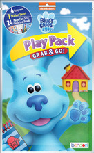 Blue's Clues Grab and Go Play Pack Party Favors 1ct